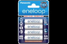 Аккумулятор AA Panasonic Eneloop 1900 мАч, 4 шт.