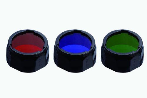 Fenix AD302 цветные фильтры
