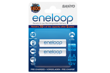 Аккумулятор AA Sanyo Eneloop 1900 мАч, 2 шт.