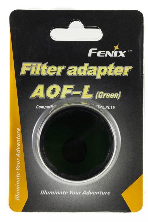 Fenix AOF-L цветные фильтры