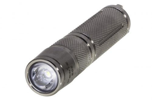 Fenix E05 SS, компактный фонарь, яркий