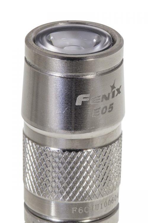 Fenix E05 SS Нержавеющая сталь
