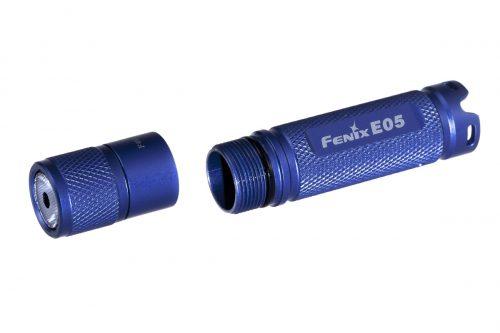 Fenix E05 компактный фонарь