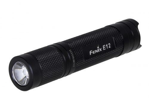 Fenix E12 ручной компактный фонарь