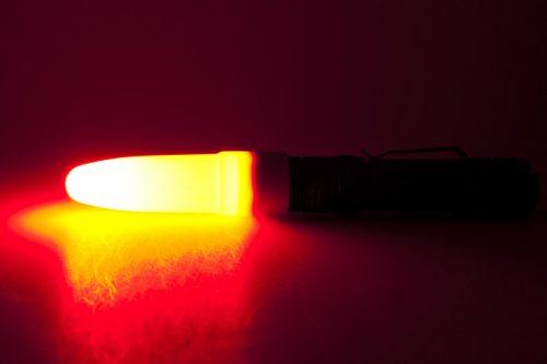 Красный диффузионный фильтр Fenix AOD-SOR для Fenix PD31/PD32