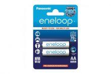 Аккумулятор AA Panasonic Eneloop 1900 мАч, 2 шт.