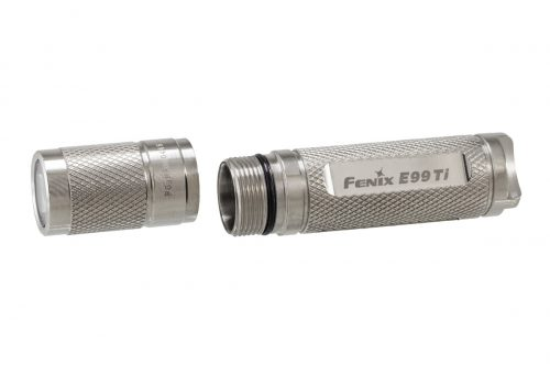 E99Ti компактный фонарь