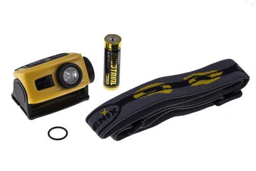 Fenix HL22 - Желтый