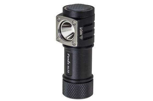 Fenix HL50 универсальный фонарь, налобный, ручной