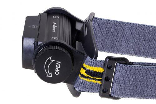 Fenix HL55 900 lm налобный фонарь нейтральный белый свет