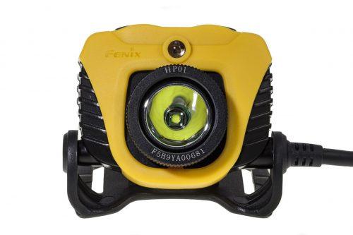Fenix HP01 210 lm желтый налобный фонарь