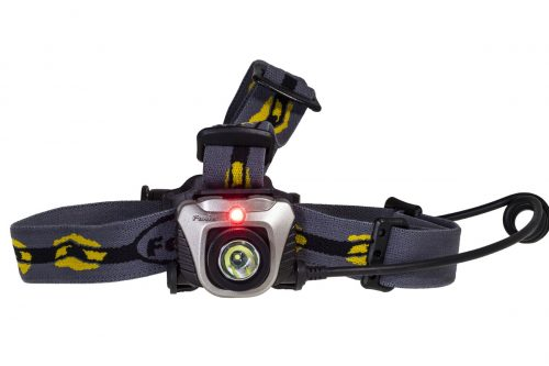 Fenix HP01 210 lm серебристый налобный фонарь