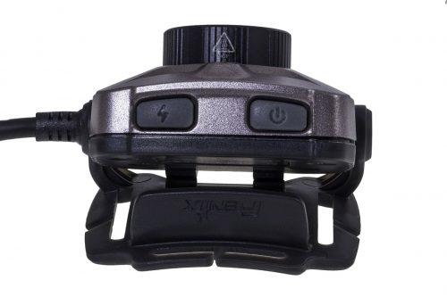 Fenix HP05 350 lm серебристый налобный фонарь