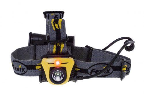 Fenix HP05 350 lm желтый налобный фонарь