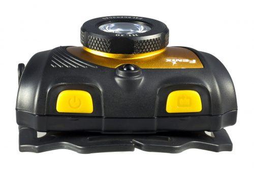 Fenix HL30 2015 230 lm черно-оранжевый налобный фонарь
