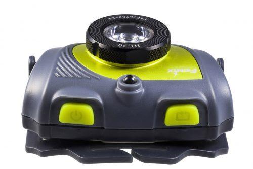 Fenix HL30 2015 230 lm серо-зеленый налобный фонарь
