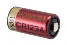 Литиевый элемент Power+_CR123A