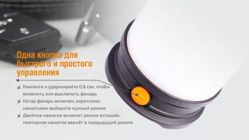 CL30R кемпинговый фонарь