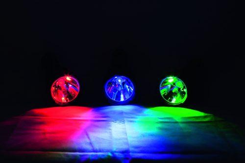 Fenix TK32 900 lm тактический фонарь красный синий зеленый свет