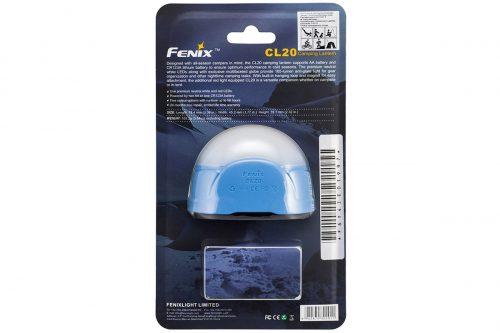 Fenix CL20 165 lm кемпинговый фонарь