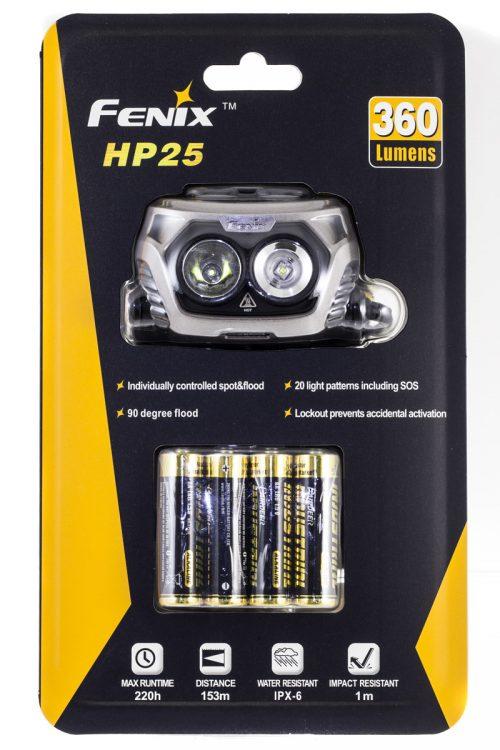 Fenix HP25
