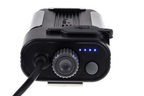 Fenix HP30 900lm налобный яркий фонарик