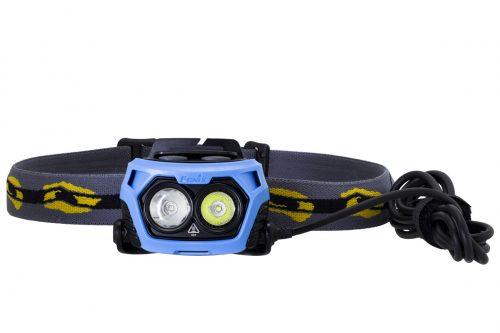 Fenix HP40F фонарь для рыбалки синий свет