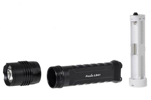 Fenix LD41 960 lm универсальный фонарь