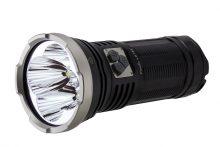 Fenix LD75C суперяркий фонарь красный синий зеленый свет