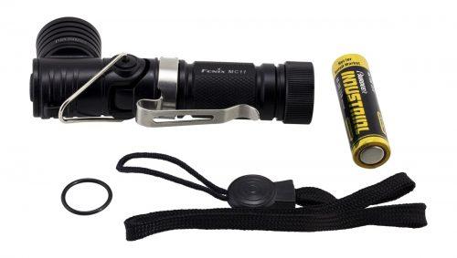 Fenix MC1 155 lm гибкий фонарь
