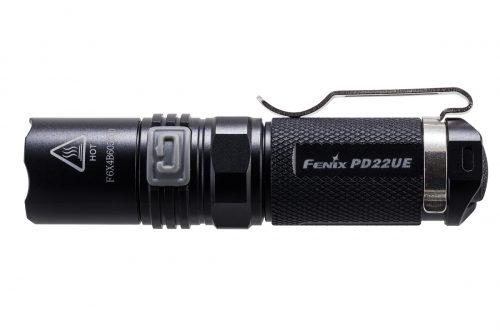 Fenix PD22UE 510 lm компактный ручной фонарь