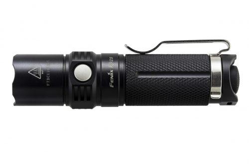 Fenix PD25 550 lm компактный яркий фонарь