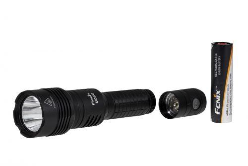 Fenix UC50 900lm мощный аккумуляторный фонарь
