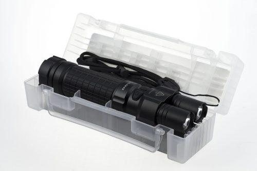 Fenix TK45 мощный тактический фонарь