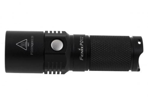 Fenix PD12 360 lm ручной компактный фонарь