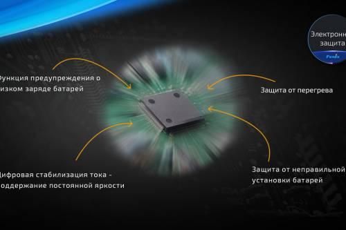 Fenix SD20 дайвинг, подводный фонарь
