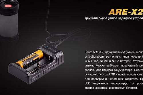 Умное зарядное устройство 2 канала