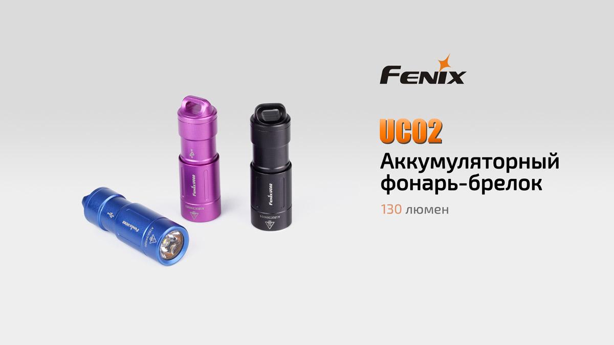 Релиз <strong>Fenix UC02</strong>. Самый маленький Fenix скоро в продаже.