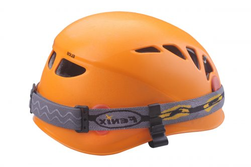 Набор крючков для крепления на шлем Fenix ALD-02 - крепко держит налобный фонарь на шлеме. Качественный эргономичный и прочный пластик.