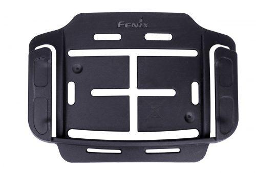 Крепление на шлем ALG-03 разработано специально для фиксации фонаря Fenix HL60R, HL55 на туристический или индустриальный шлем.
