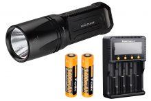 Комплект фонарь Fenix TK35 UE 2015