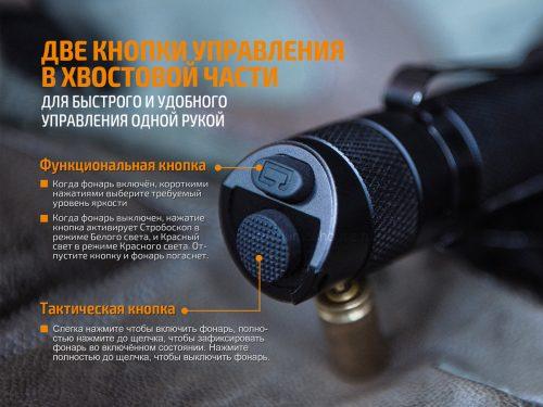 Fenix TK25 Red