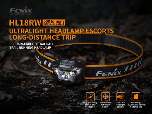 Fenix HL18RW
