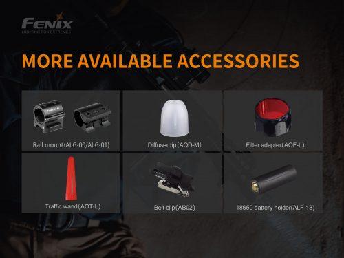 Fenix TK22UE V2.0