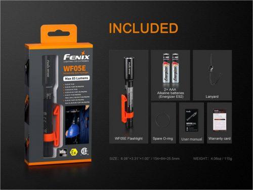 Fenix WF05E