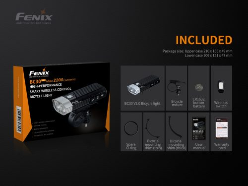 Fenix BC30 V2.0