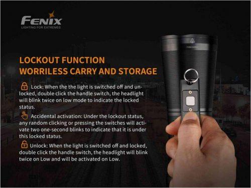 Fenix WT50R