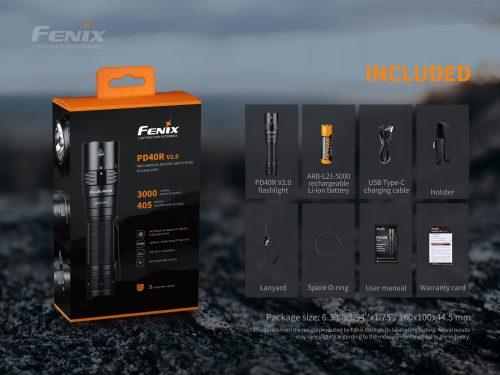 Fenix PD40R V2.0