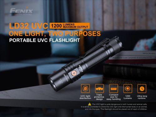 Fenix LD32 UVC