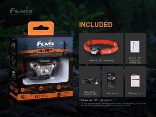 Fenix HL18R-T